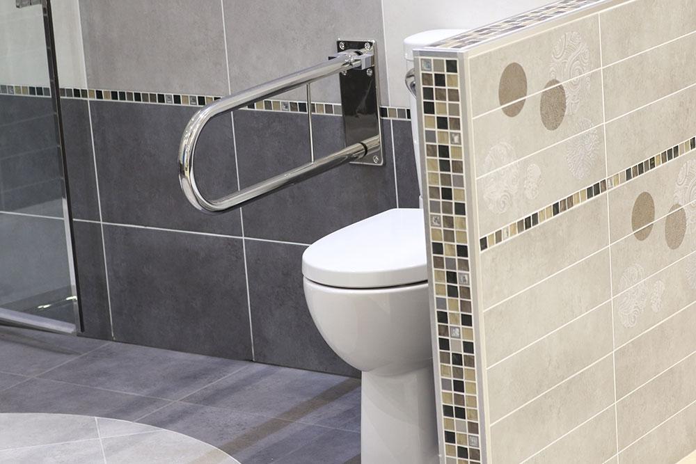 Installation salle de bains PMR Bourg-de-Péage Drôme