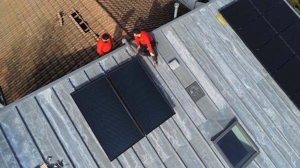 Installation chauffe eau solaire Bourg-de-Péage Drôme