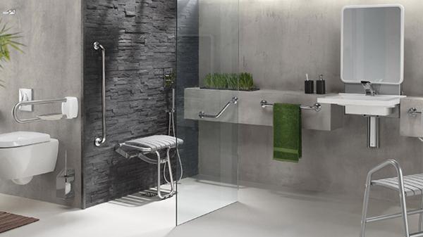 salle de bains PMR Bourg de Peage Romans Drôme